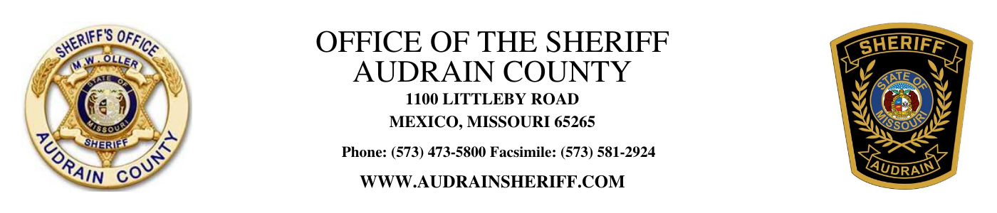 Audrain County Sheriff's Department
